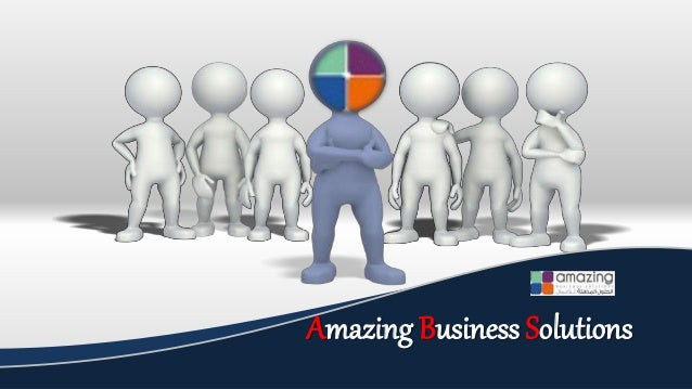 Amazing Business Solutions