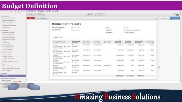 Budget Definition Amazing Business Solutions