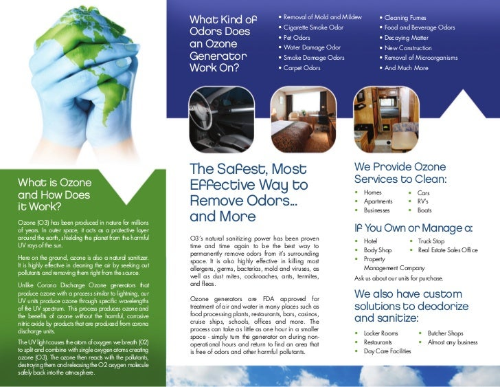 Ozone Odor Services