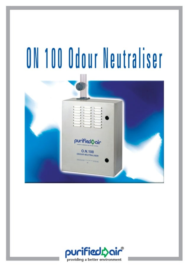 Odour neutraliserbrochure