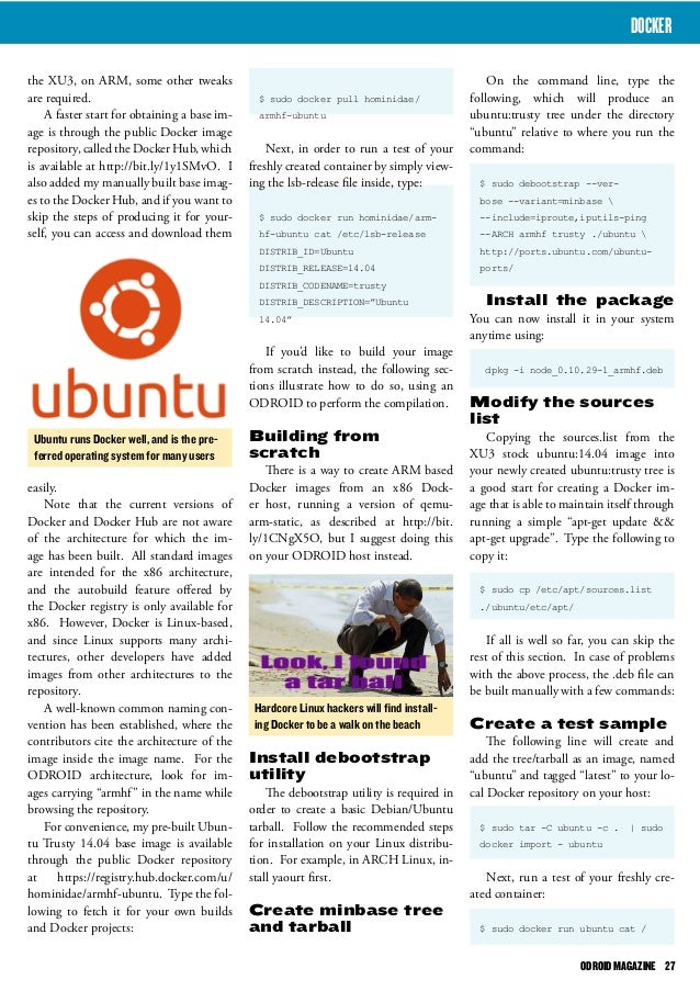 ODROID Magazine January 2015