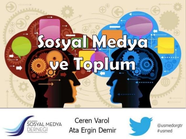 Sosyal Medya ve   Sosyoloji
