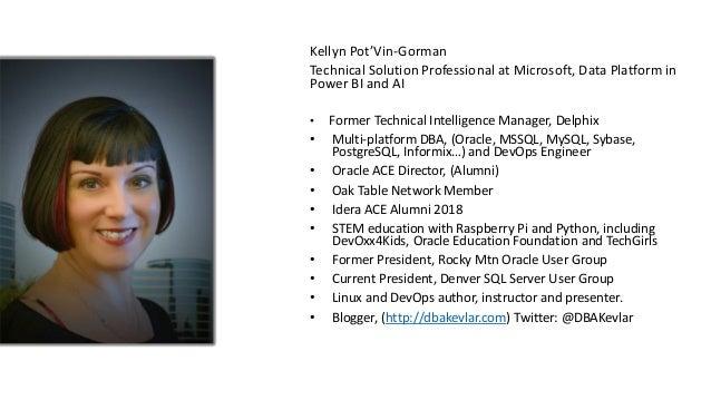 ODTUG Leadership Talk-  WIT and Sponsorship Slide 2