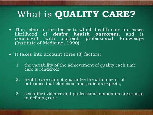 nursing an the quality care Evidence regarding the impact of nurse practitioners (nps) compared to physicians (mds) on health care quality, safety, and effectiveness was systematically reviewed.