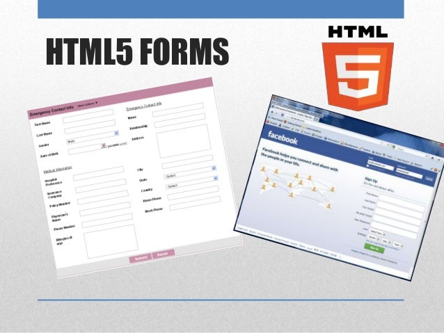 Html tables forms and audio video for Html form table