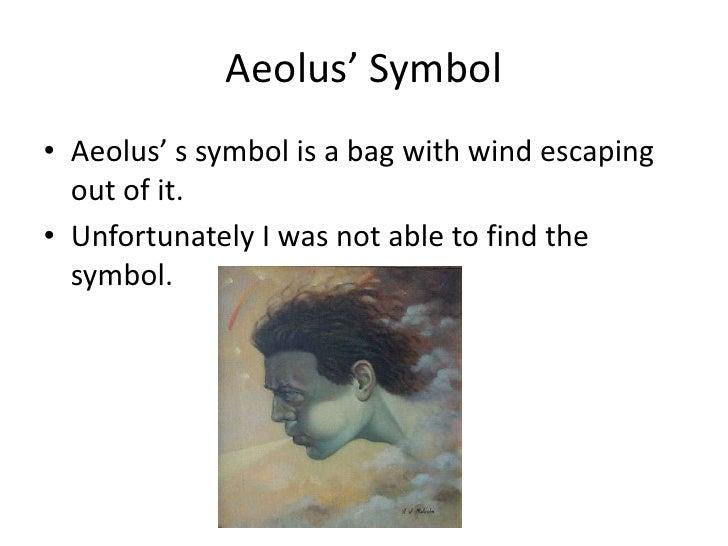 what is odysseus symbol