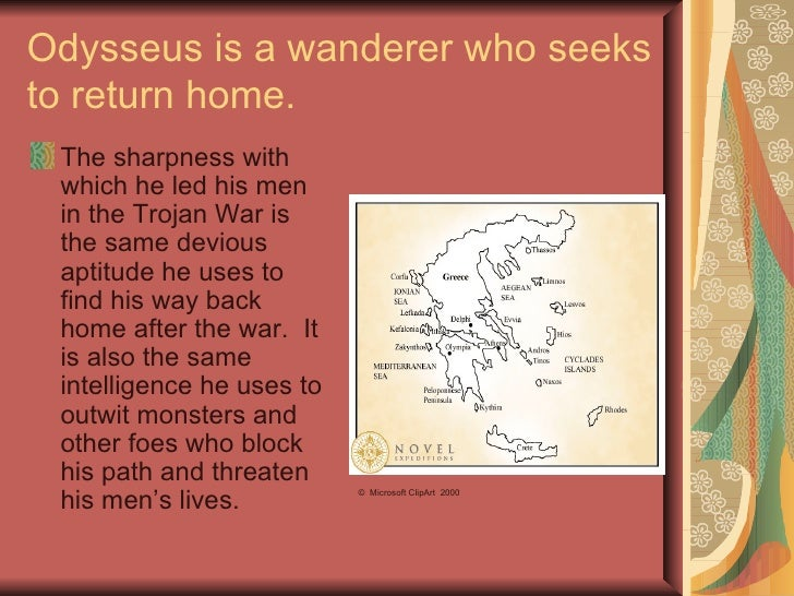 odysseus intelligence Here are examples of some of the most famous quotes from homer's the odyssey, (850 bc) these will help you gain a deeper understanding of this ancient.