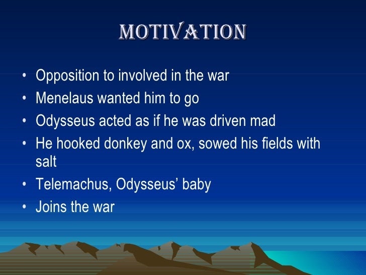 what are odysseus strengths