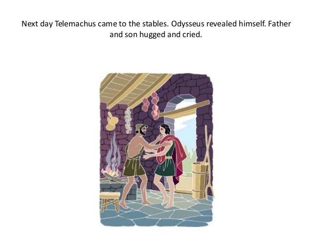 Odysseus Return To Ithaca