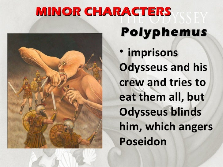 the character of odysseus The character odysseus in homer's odyssey essay - the character odysseus in odyssey odyssey is an epic story that has been a significant piece of literature since it was first composed and will remain so for ages to come one of the reasons it has been so is because of the hero, odysseus.