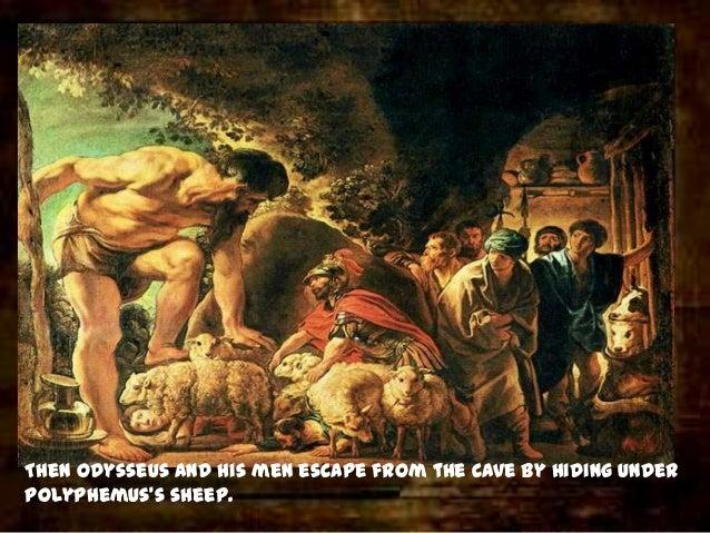 Odyssey The Adventures Of Odysseus
