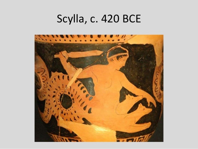 scylla and charybdis in homers the odyssey Basics on homer's iliad and odyssey  [aside:  scylla and charybdis with the straits of messina, etc homer (homer) must have heard many sailors' tales or perhaps even traveled west himself.