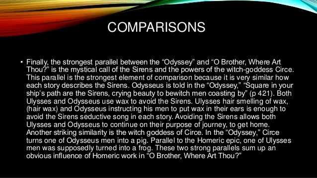 describing odysseus in the story of the odyssey The odyssey tells the story of the noble and cunning king odysseus (known to   a colloquial description of the 24 woodcuts in the series, corresponding to the.