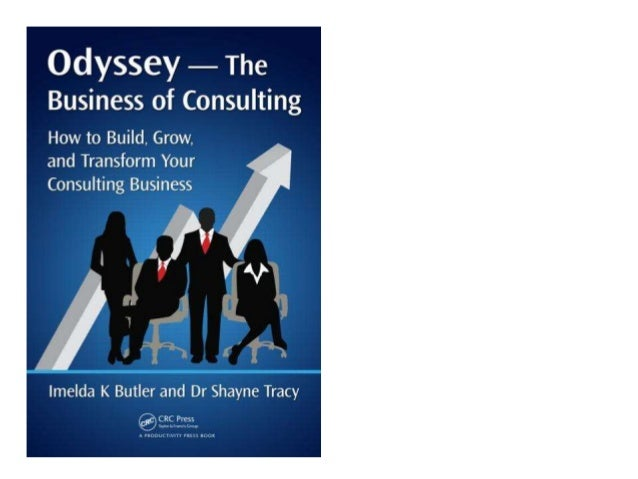 Odyssey: The Business of Consulting Slide 2