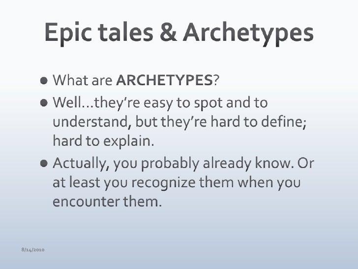Odyssey 02archetypes