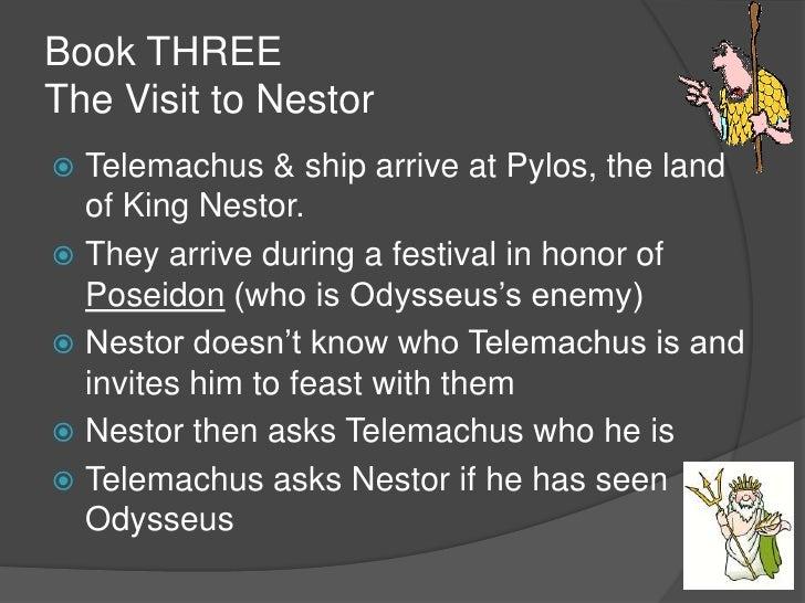 odyssey book four