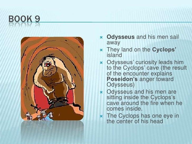 The odyssey book 9 short summary