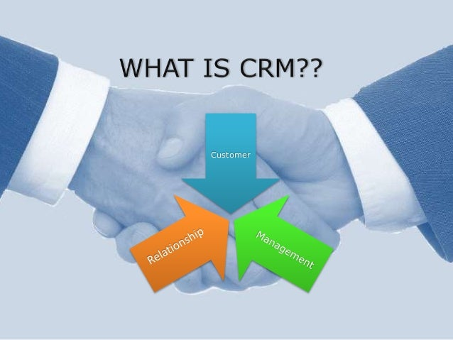 introduction to e crm Goals analyze sap crm processes and functions in the marketing, sales and service area and the various interaction channels evaluate integration aspects between sap crm and other components.