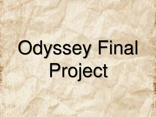 Odyssey Final Project