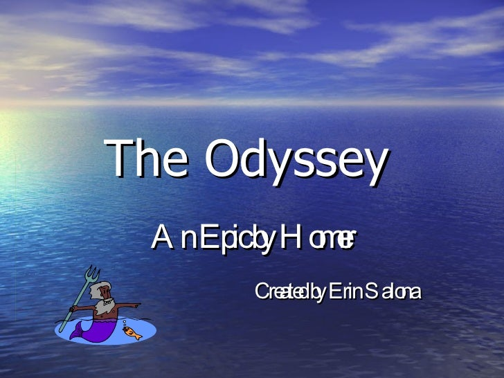 Odyssey Introduction