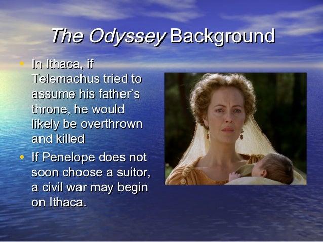 The Odyssey Critical Essays