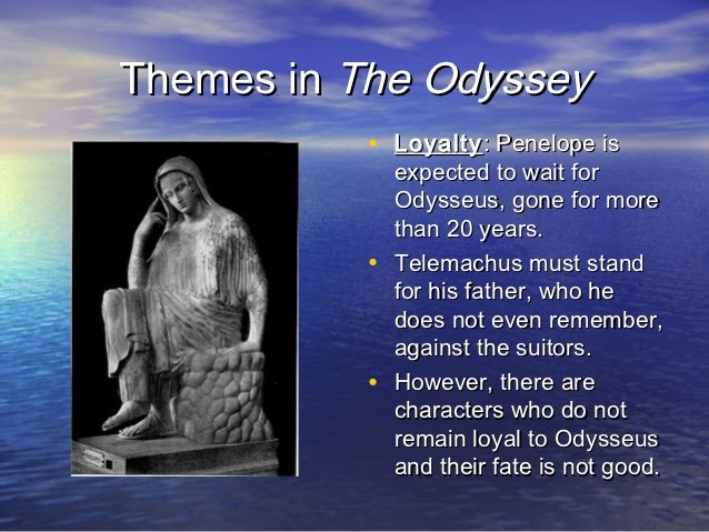 an introduction to the analysis of athenas role in the odyssey Analysis of athena in the odyssey english literature essay this is the role of athena in homer's epic the odyssey in the odyssey athena brings together.