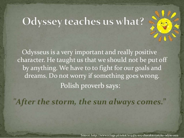 Odyssey By Homer Poland