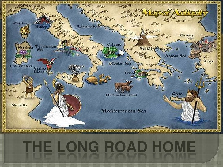 the importance of home in the odyssey Athena is the daughter of zeus, and it is because of athena's help that odysseus is able to return home throughout the odyssey, one of the most important themes is.