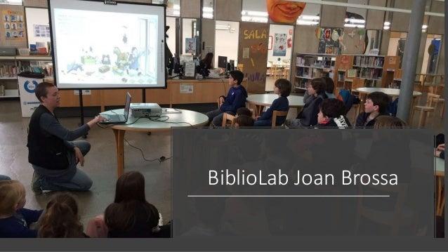 BiblioLab Joan Brossa