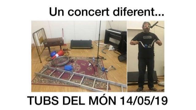 Concert Xavi Lozano 18/19