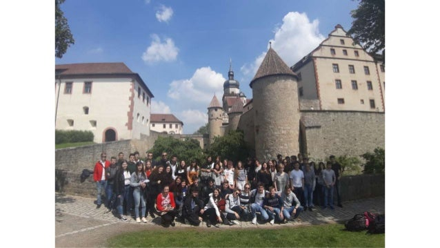 Erasmus+ KA2 Europe: Old Roots, Wertingen