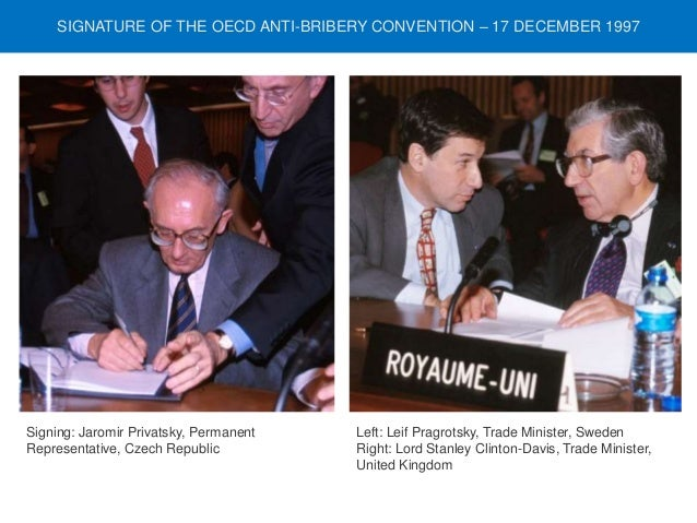 anti bribery convention and oecd The new oecd cross-searchable online library containing over 5000 e-books, 5000 ms excel™ tables, 400 statistical datasets and 2500 working papers.