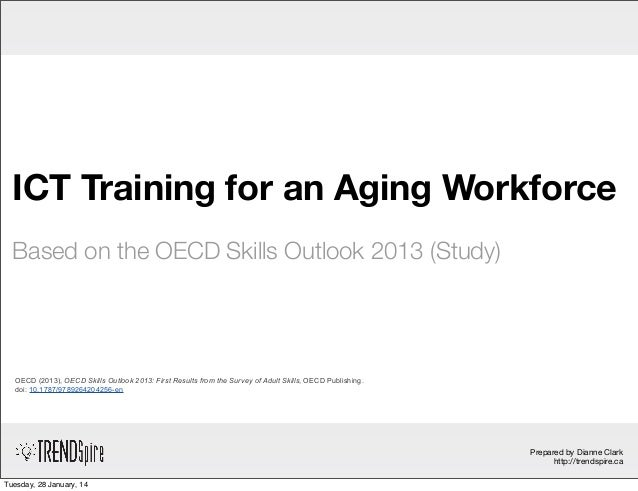 Proving a Case for ICT Skills Training for ages 50+
