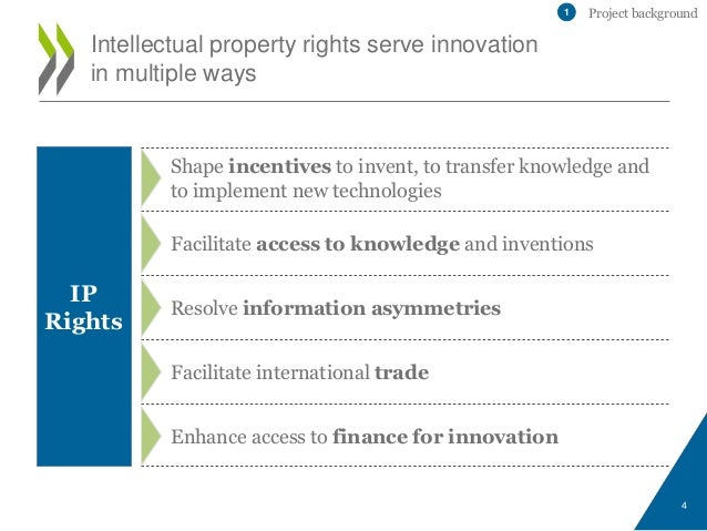 Essays on intellectual property rights innovation and technology transfer