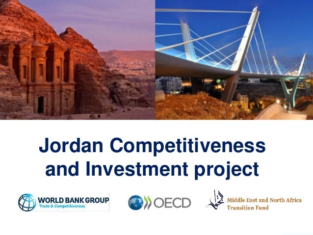 Jordan Competitiveness and Investment project