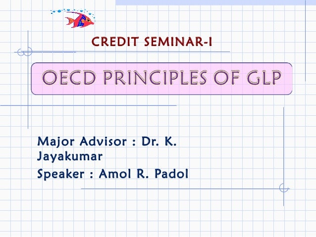 Major Advisor : Dr. K. Jayakumar Speaker : Amol R. Padol CREDIT SEMINAR-I