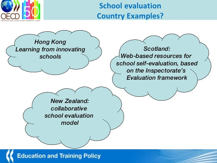 Collaborative Teaching Nz ~ Oecd reviews of evaluation and assessment in education