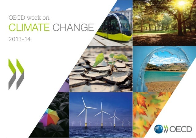 OECD work on  Climate Change 2013-14