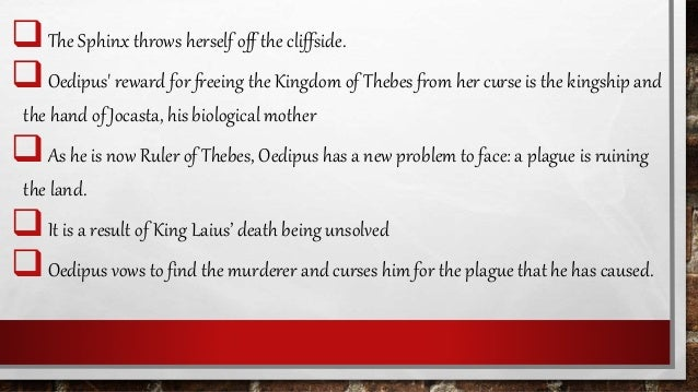 the many faces of oedipus Read this essay on oedipus and fate in the tragic play, oedipus the king, oedipus often faces many difficult situations that result in his own suffering.
