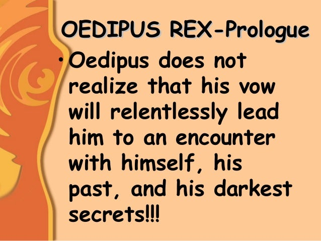 why oedipus rex qualifies as a tragedy as defined by aristotle