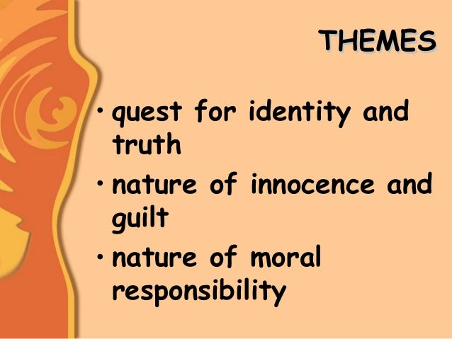 oedipus the king of guilt Oedipus the king begins in the middle of the story and requires an introduction to bring the reader up to  oedipus discovered both his identity and his guilt,.