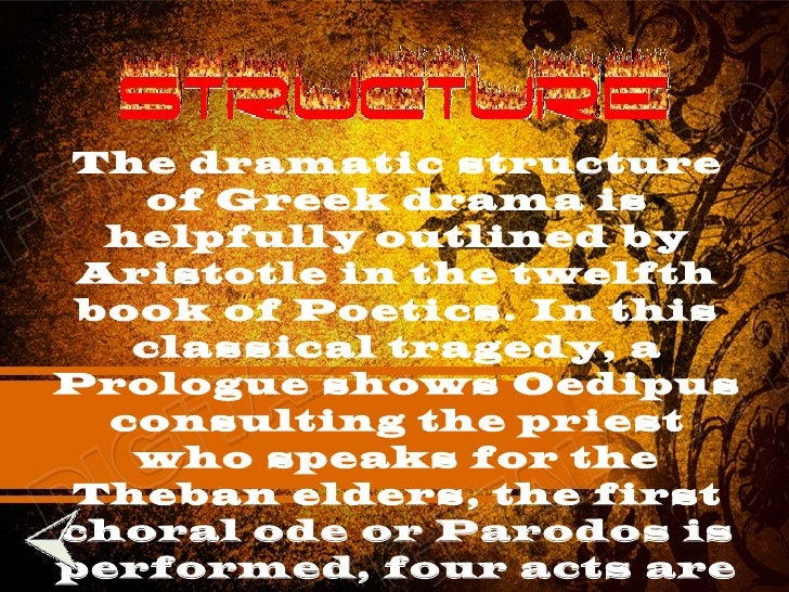 oedipus Essay Examples