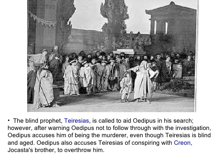 oedipus the king by sopohocles essay Suggested essay topics and project ideas for oedipus the king part of a detailed lesson plan by bookragscom.