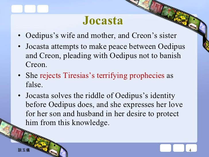 who is tiresias in oedipus the king