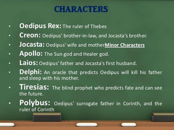 oedipus rex summary analysis