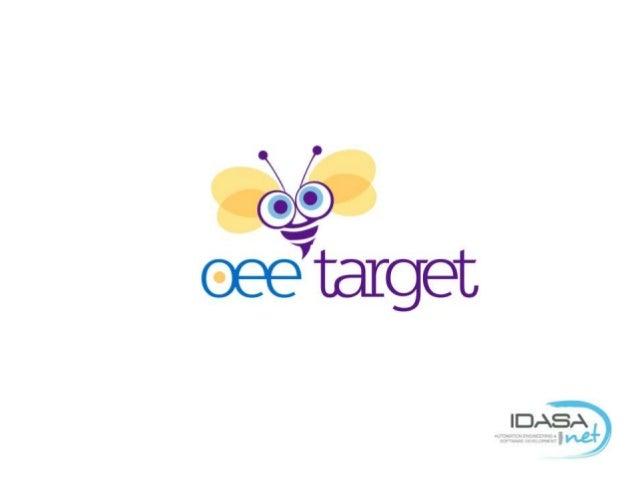 1. Qué es OEE Tiempo operativo Tiempo operativo neto Tiempo totalmente productivo Tiempo planeado de producción El OEE (Ov...