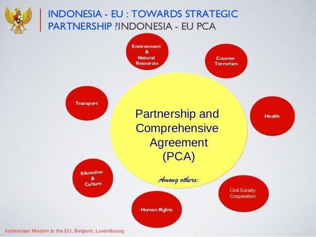 quot;Indonesia  EU : Towards Strategic Partnershipquot; Ambassador of Indone…