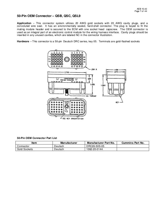 on 50 pin isb wiring diagram