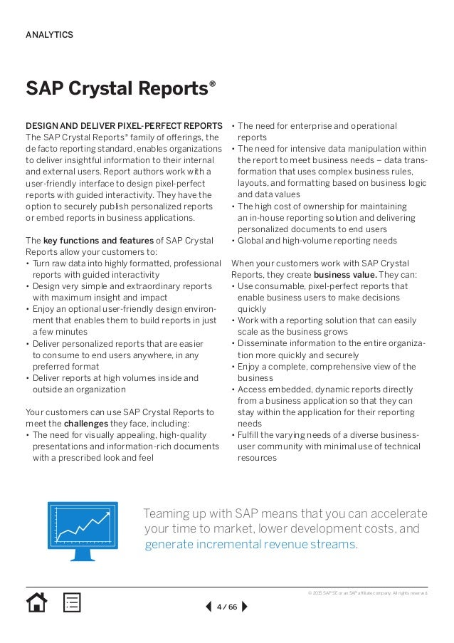 SAP OEM Solution Guide 2015 for SAP Partners- Build to Innovate
