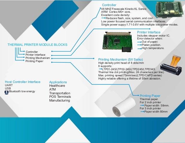 OEM Thermal Printer Solution Brochure